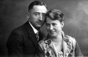 1928 Walter and Elisabeth small