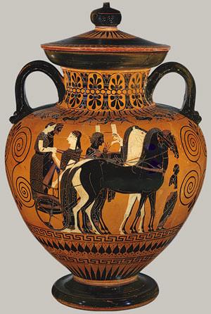 greek pot