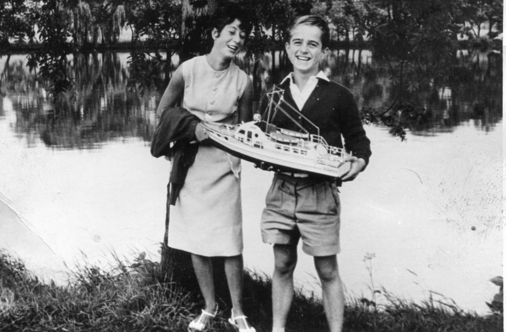 Walt Boat Bi