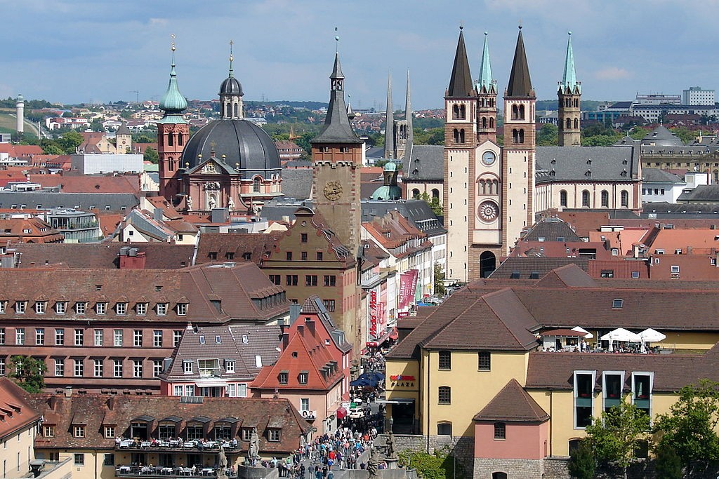 Würzburg, Germany - Photo Credit: wikipia.org