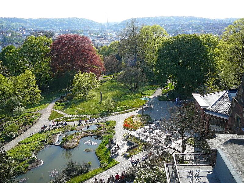 Wupertal Park - Photo Credit: Atamari (Wuppertal)